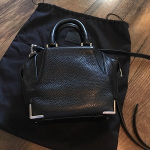 Alexander Wang Pebbled Leather Bag auth.